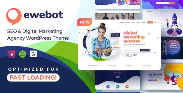 Ewebot - SEO Marketing & Digital Agency - Marketing Corporate