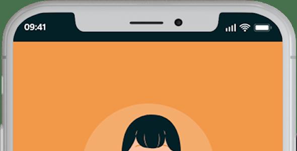 Ubax- Taxi Booking & Taxi Driver Mobile App UI Kit
