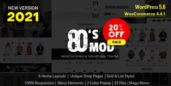 Flaky - An eCommerce Theme - 21