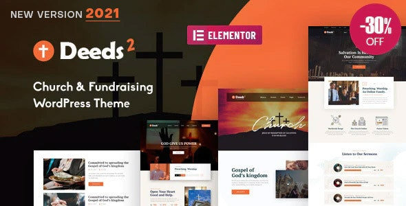 Lifeline - NGO, Fund Raising and Charity WordPress Theme - 10