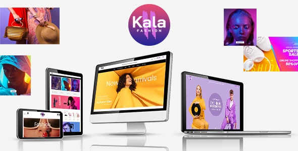 Kala Fashion - Mobile Optimized Responsive Shopify Theme - Fashion Shopify
