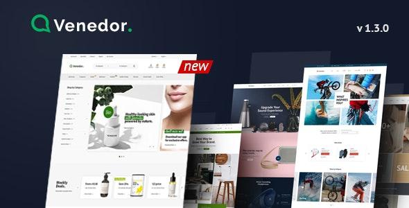 Venedor - Premium Shopify Theme - Shopping Shopify
