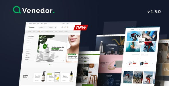 Venedor - Premium Shopify Theme