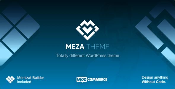 Meza | Multi-Purpose Responsive WooCommerce Theme - WooCommerce eCommerce