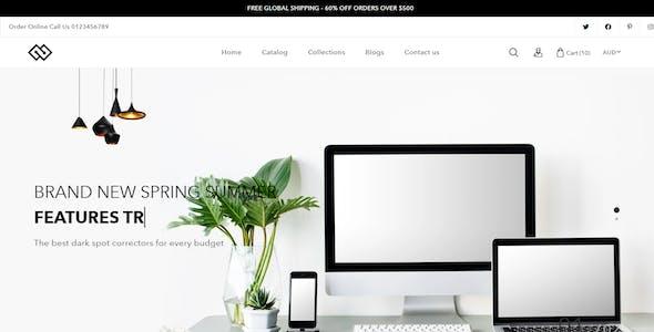 Soyta - Multipurpose Shopify Theme