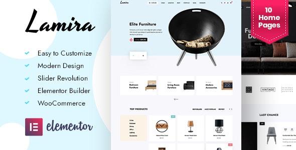 Lamira - Furniture Store - WooCommerce eCommerce