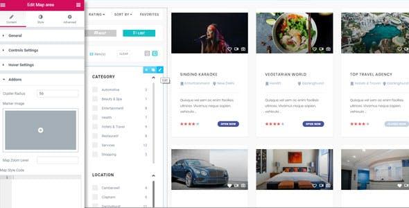 Listopia - Directory, Community WordPress Theme