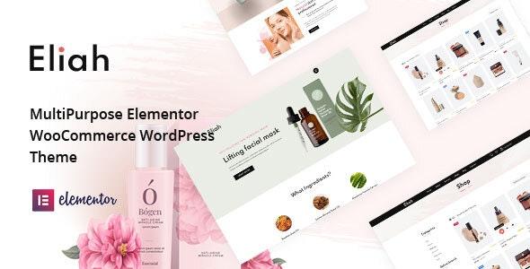 Eliah - WooCommerce WordPress Theme - WooCommerce eCommerce