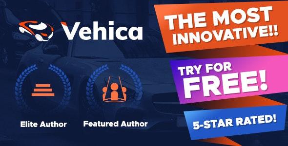 Vehica - Car Dealer & Automotive Directory - Directory & Listings Corporate