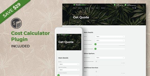 MediGreen - Cannabis & Medical Marijuana Shop