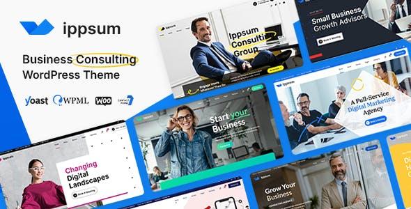 Ippsum - Business Consulting