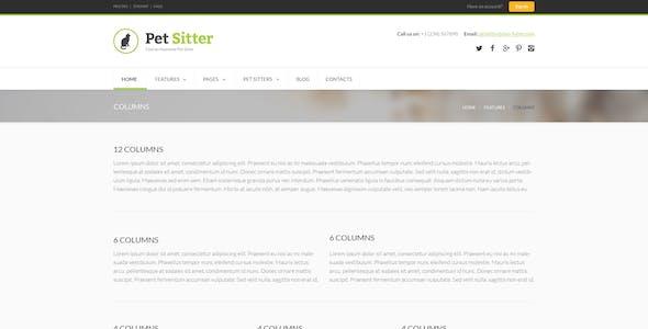 Pet Sitter - Job Board Responsive WordPress Theme