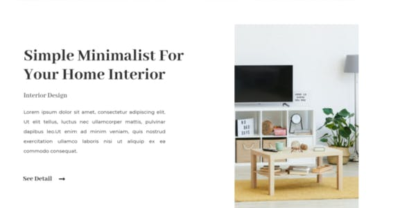 Rams - Furniture eCommerce Elementor Template Kit