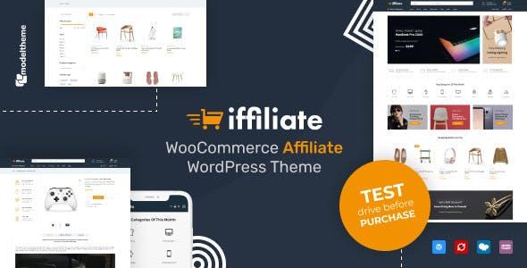 iffiliate - WooCommerce Amazon Affiliates Theme