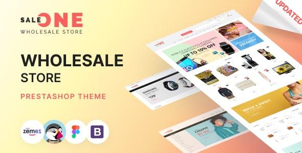 SaleOne - Prestashop Wholesale Store
