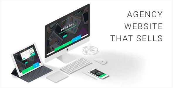The SEO - Digital Marketing Agency WordPress Theme - Marketing Corporate