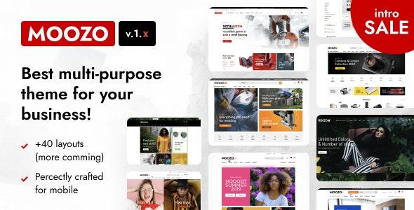 Moozo - Tools, Furniture, Fashion, Jewellry, Market WooCommerce Theme (RTL Supported) - WooCommerce eCommerce
