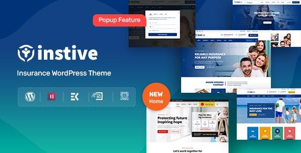 Instive - Insurance WordPress Theme - Miscellaneous WordPress