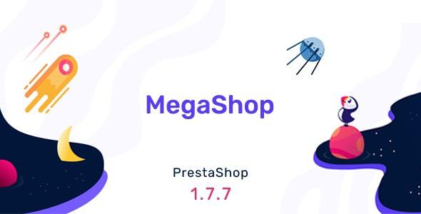 MegaShop - Prestashop Theme