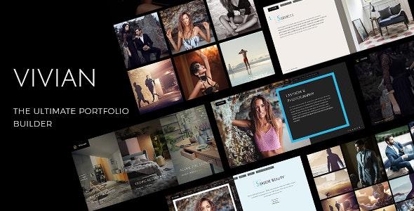 Vivian - Creative Multi-Purpose WordPress Theme - Creative WordPress