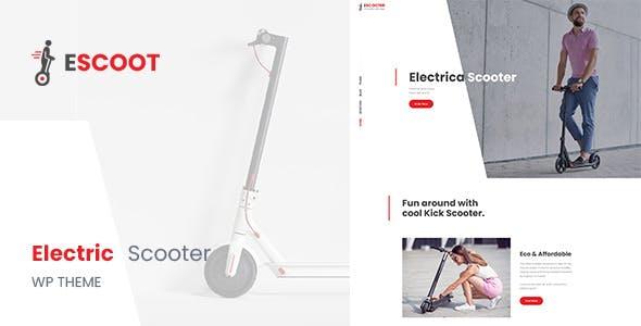 EScoot - Single Product Shop