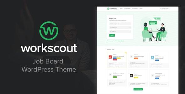 WorkScout v2.1.03 – Job Board WordPress Theme