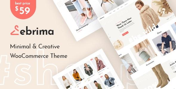 Ebrima - Minimal & Creative WooCommerce WP Theme - WooCommerce eCommerce