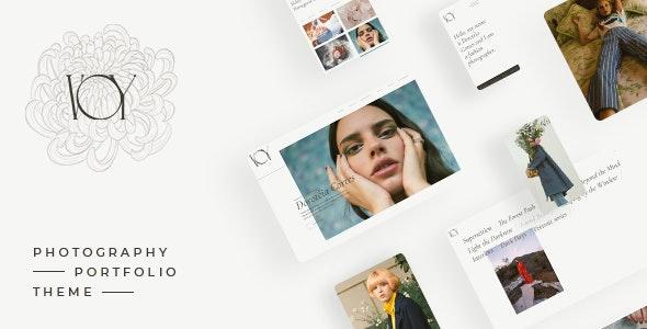 Me Voy - Photography Portfolio Theme - Photography Creative
