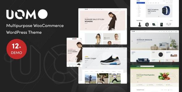 Uomo - Multipurpose WooCommerce WordPress Theme - WooCommerce eCommerce