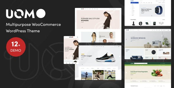 Uomo - Multipurpose WooCommerce WordPress Theme