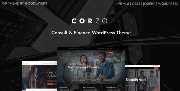 Corzo - Consulting & Finance