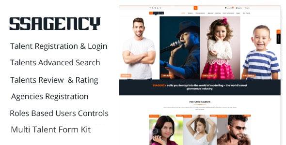 Ssagency - Fashion & Modeling World WordPress Theme - Fashion Retail