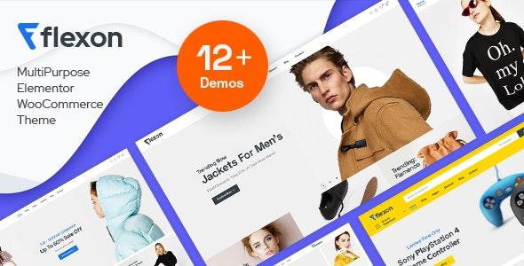 Flexon - Fashion, Electronics, Market WooCommerce Theme - WooCommerce eCommerce