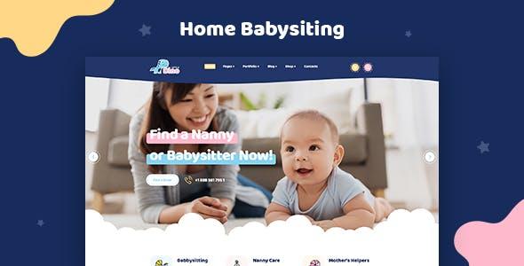 Littledino - Modern Kids WordPress Theme
