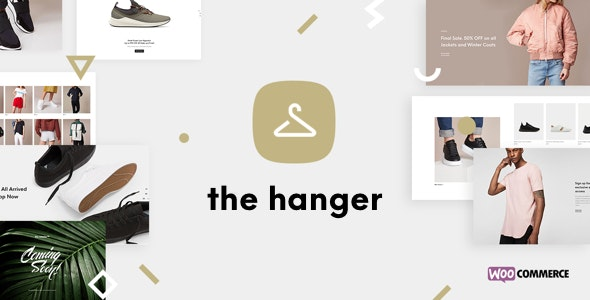 The Hanger - eCommerce WordPress Theme for WooCommerce - WooCommerce eCommerce