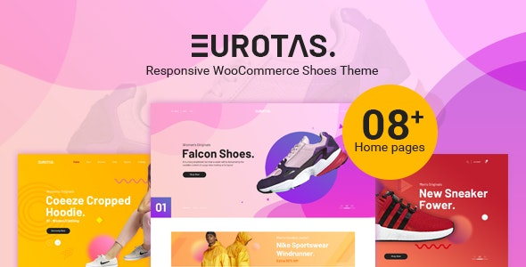 Eurotas - Clean, Minimal WooCommerce Theme - WooCommerce eCommerce
