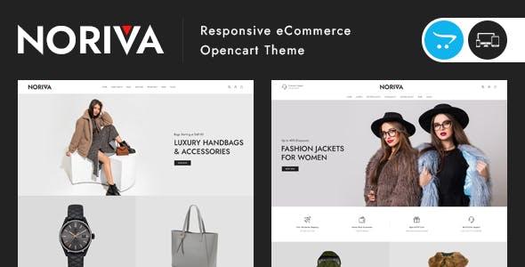 Noriva - Responsive OpenCart Theme