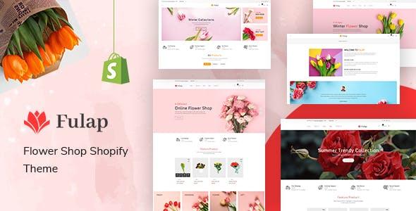 Fulap - Flower Store Shopify Theme