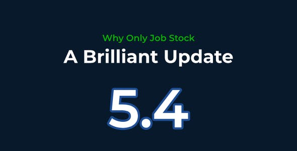 Job Stock - Job Board Template