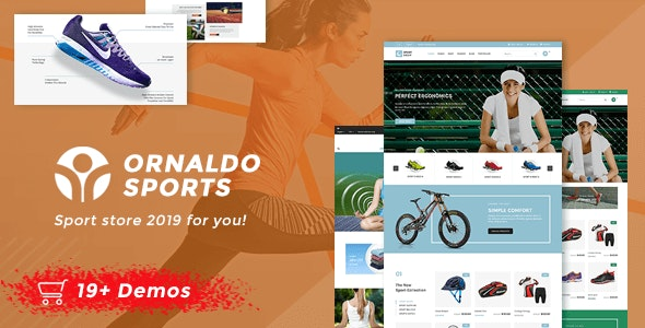 Ornaldo | Sport Shop WooCommerce WordPress Theme - WooCommerce eCommerce