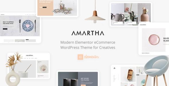 Amartha - Modern Elementor WooCommerce Theme - WooCommerce eCommerce