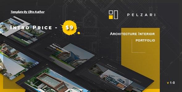 Pelzari  -  Architecture Interior  Portfolio - Portfolio Creative