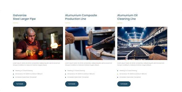 Evrest - Company & Business Elementor Template Kit