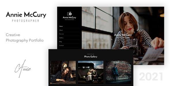 Annie - Creative Photography Portfolio