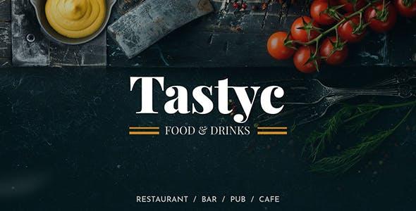Tastyc - Restaurant Template