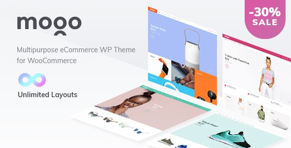 Mogo - Fastest Fashion WooCommerce WordPress Theme - WooCommerce eCommerce