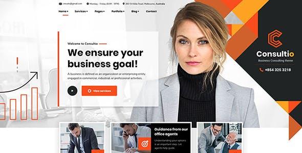 Consultio - Consulting Corporate