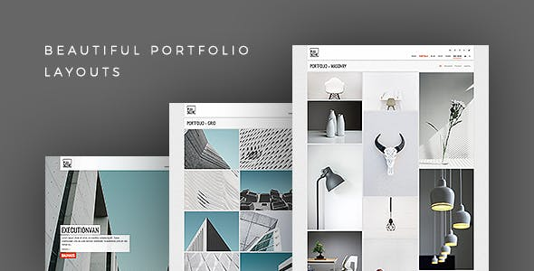FullScene - Portfolio / Photography WordPress Theme