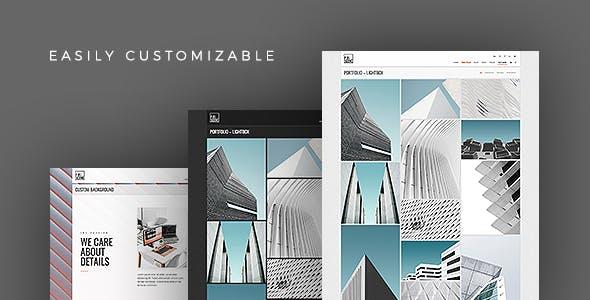 FullScene - Portfolio / Photography WordPress Theme