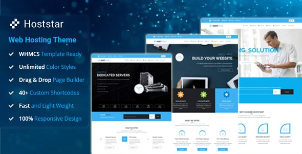 HostStar - WP Theme for Hosting, SEO and Web Design Business - Hosting Technology